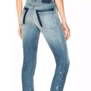 New Grlfrnd jeans Karolina denim high rise sz 31